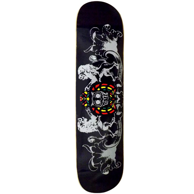 Shape Para Skate Street Owl Sports Roots