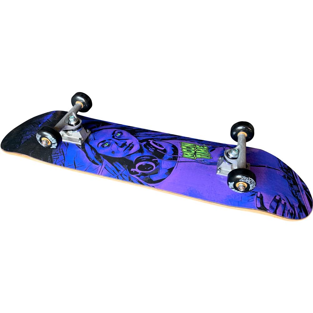 Skate Completo Moon Time Purple Haze  - OWL Sports