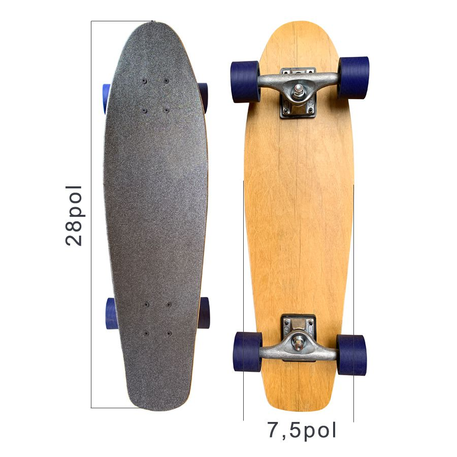 Skate completo Owl Sports Cruiser Roots 28 POL.