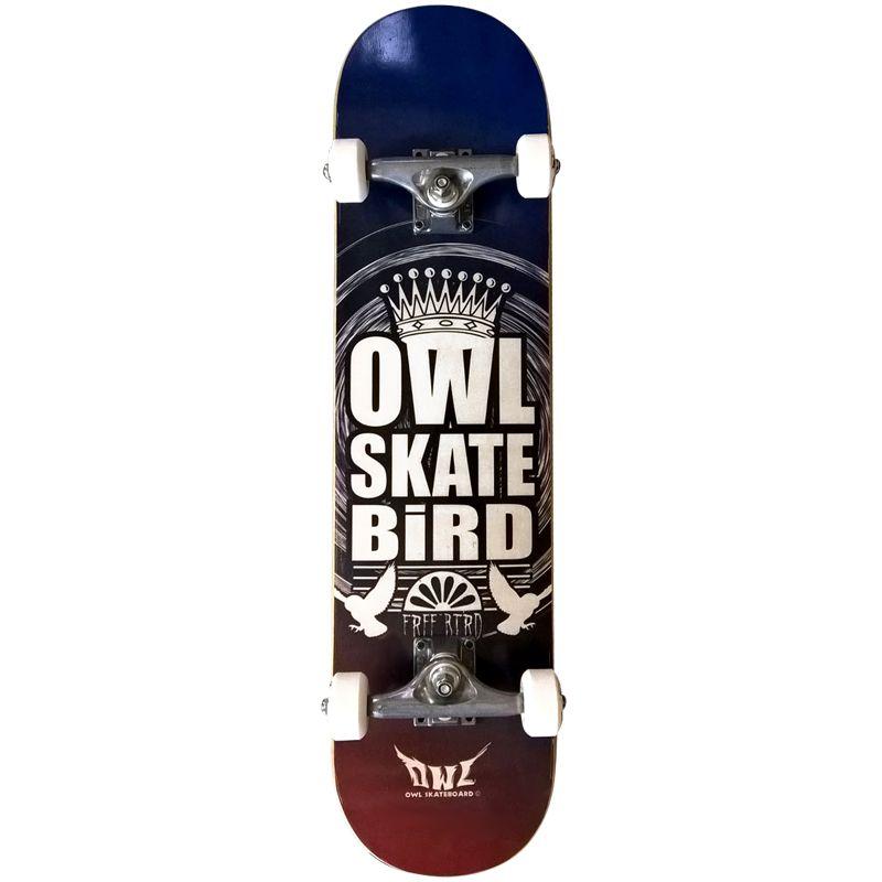Skate Completo OWL Sports Free Bird