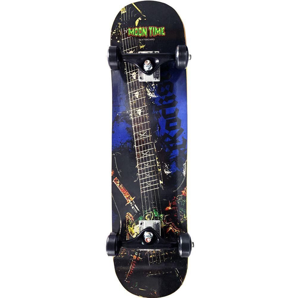 Skate Completo OWL Sports Moon Time Rockstar