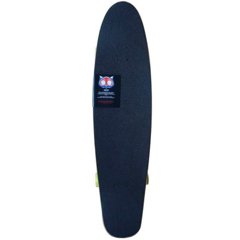 Skate Longboard Owl Sports Acid Line Double Tail 40