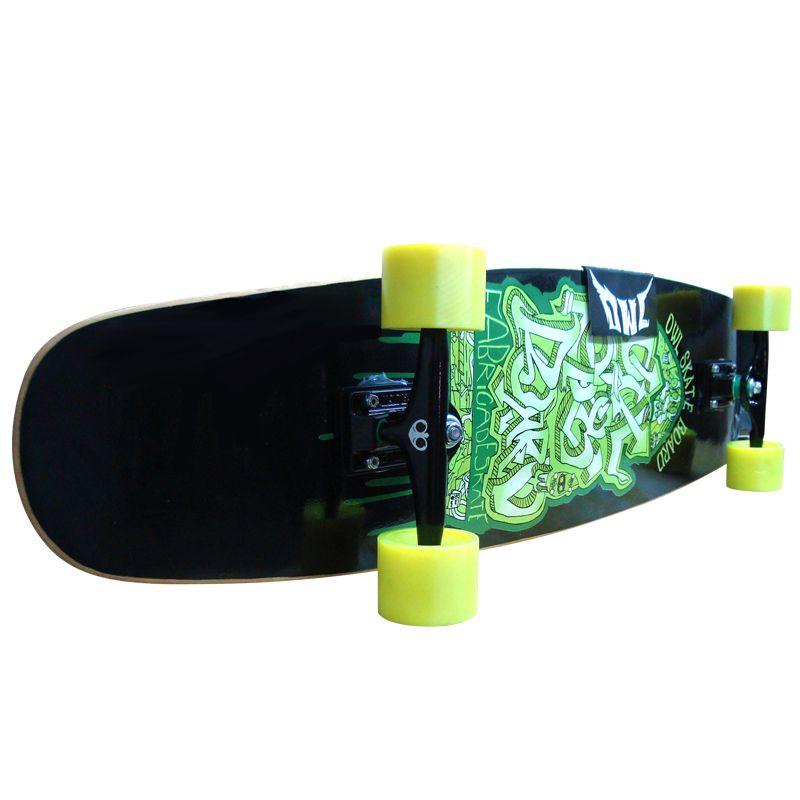 Skate Longboard Owl Sports Flowl Double Tail 40