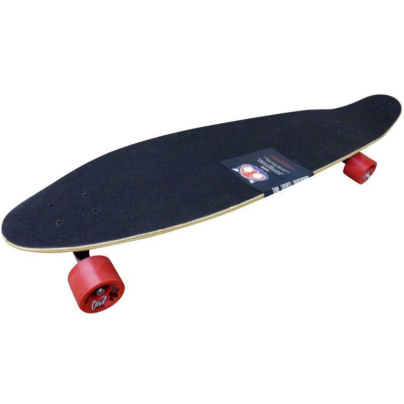 Skate Longboard Owl Sports Indonésia Prancha