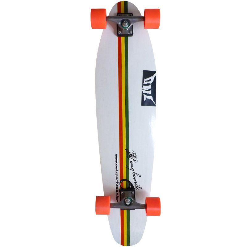Skate Longboard Owl Sports Reggae Prancha