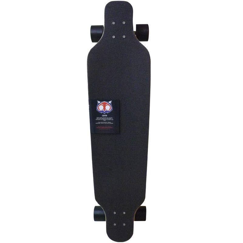 Skate Longboard Owl Sports Reggae Speed