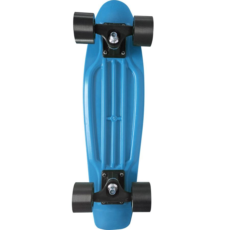 Skate Mini Cruiser Moon Time Azul Claro 22 POL.