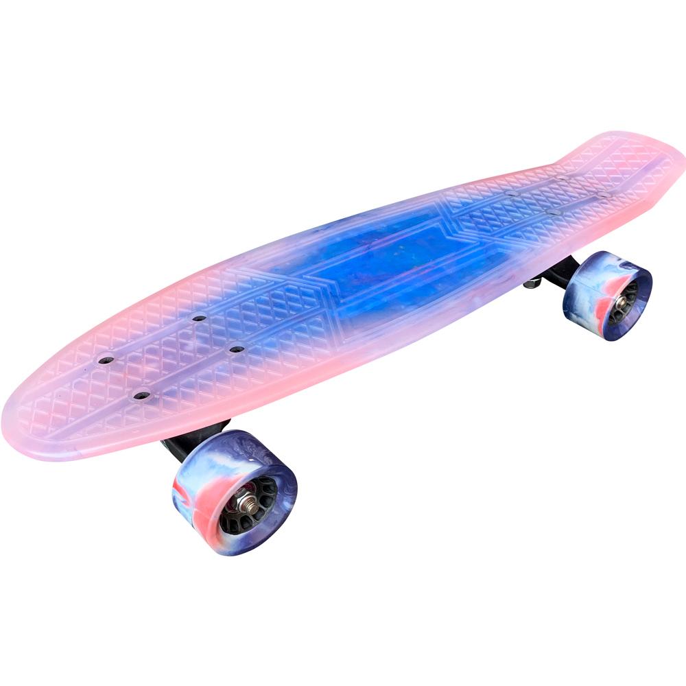 Skate Mini Cruiser Owl Sports Galaxy (Experience)