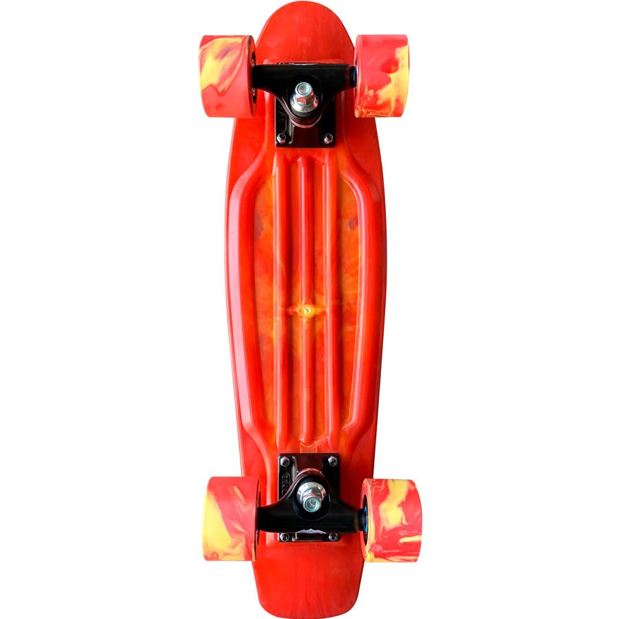Skate Mini Cruiser Owl Sports Orange (Experience)
