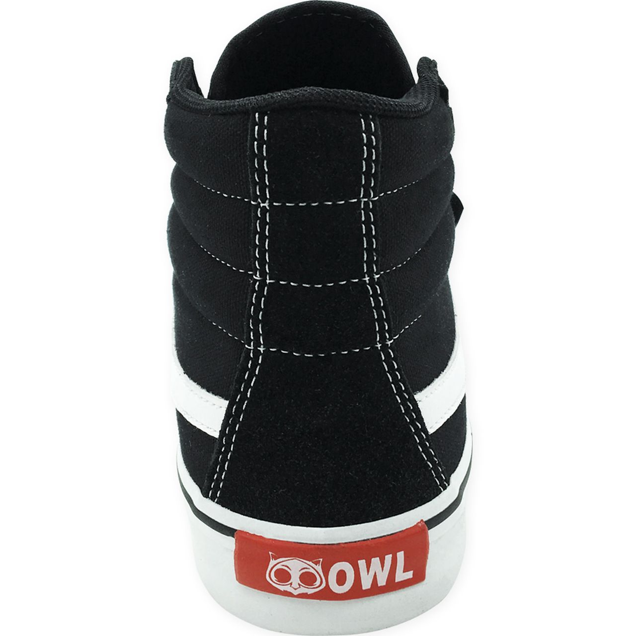 Tênis Owl Sports Old School Cano Alto