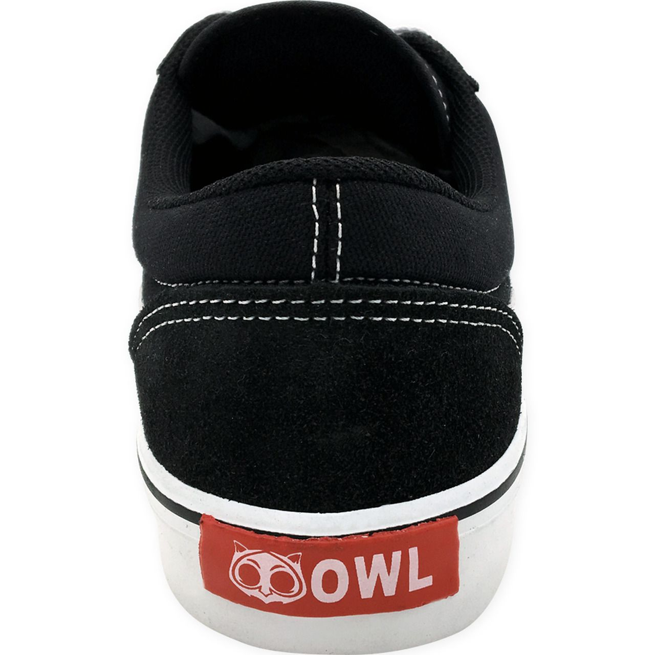 Tênis Owl Sports Old School Cano Baixo