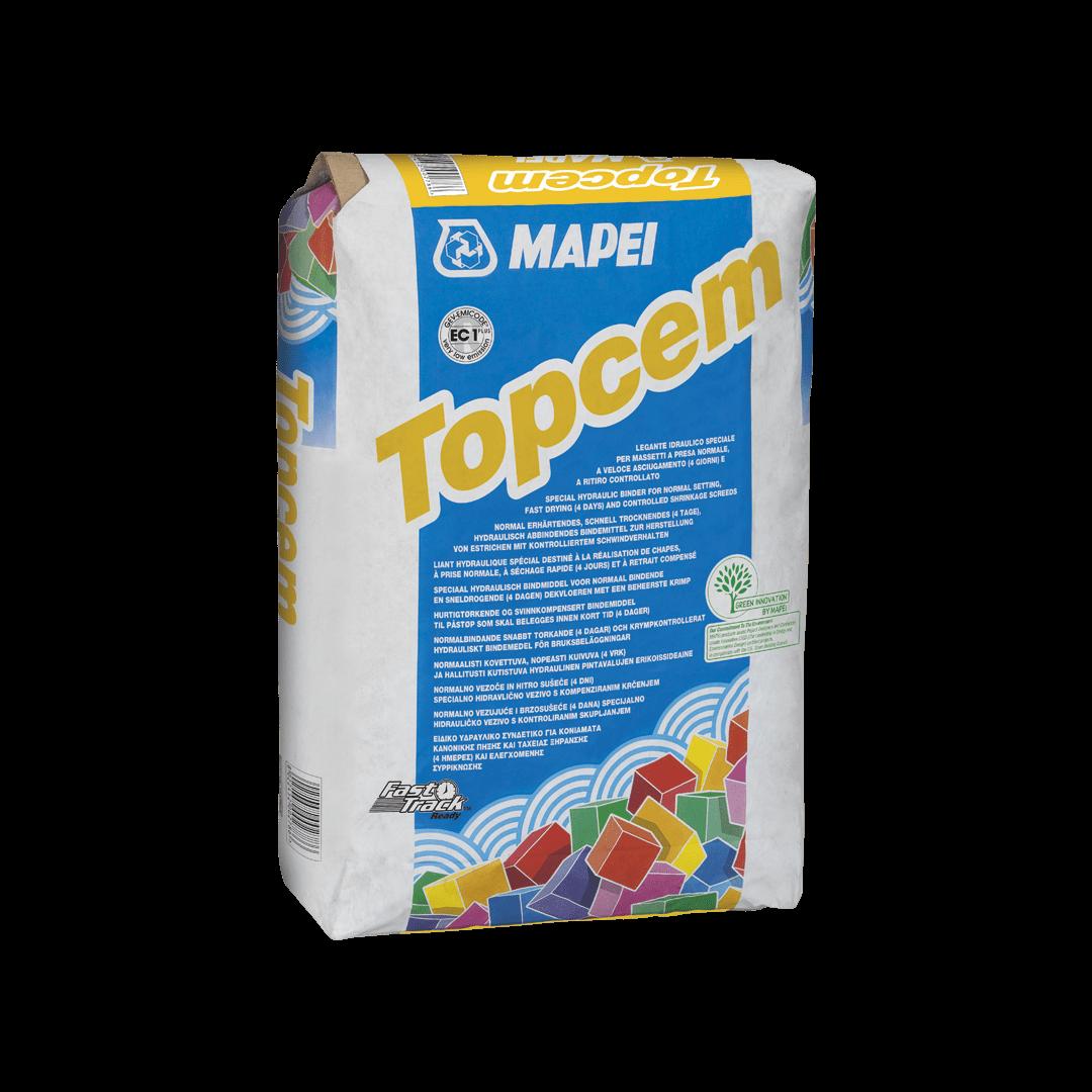 MASSA TOPCEM (SECAGEM RAPIDA) - SACO DE 25 KG