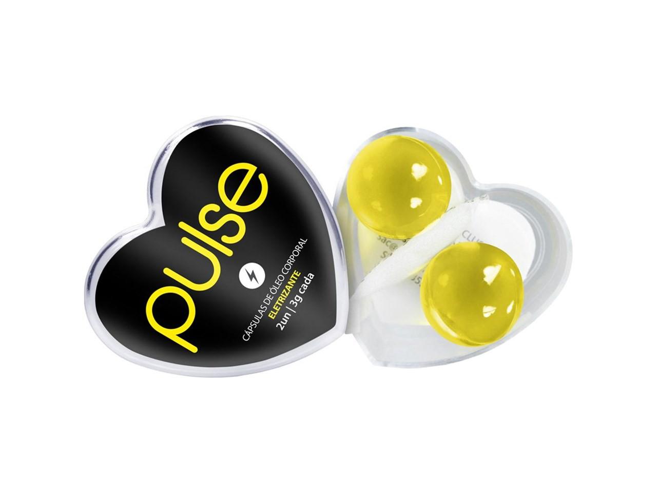 Bolinha Pulse Eletrizante com 2 unidades