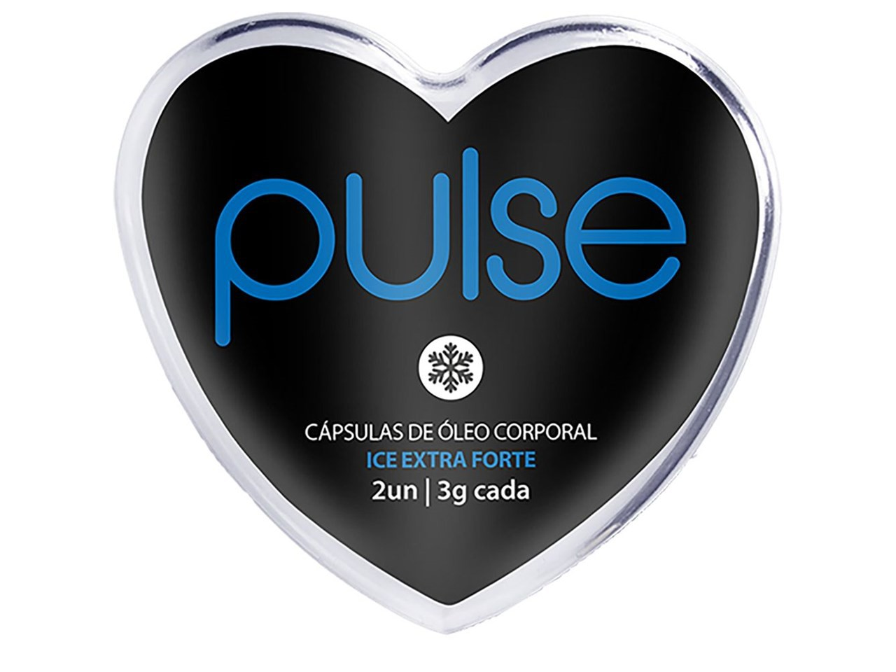 Bolinha Pulse Ice Extra Forte com 2 unidades