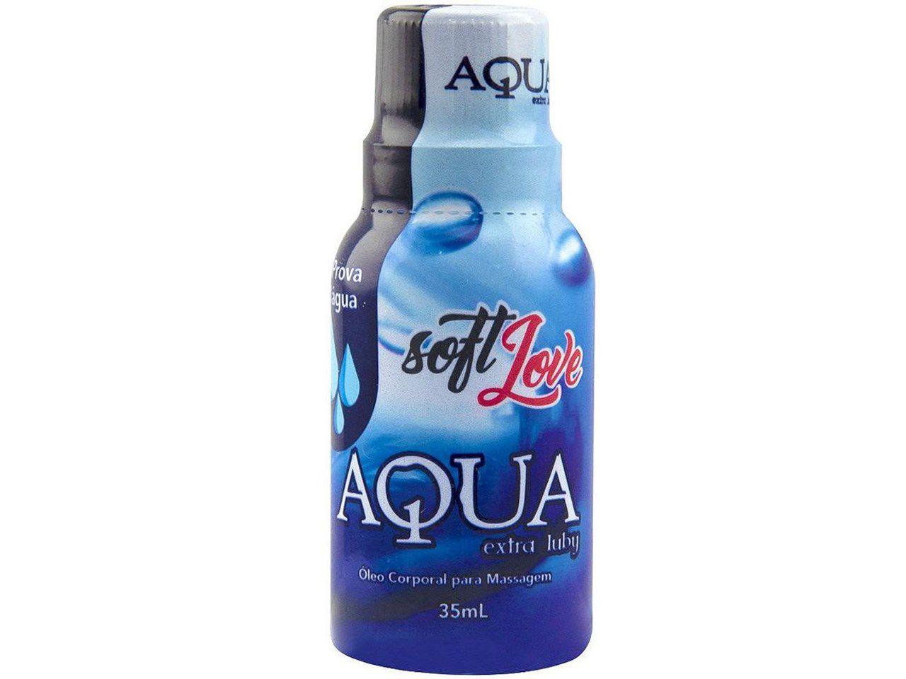 Lubrificante Siliconado Aqua Extra Luby