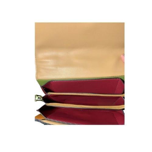 Bolsa De Mão Feminina Com Alça Transversal - MultiCores