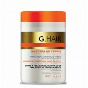 G.Hair Máscara de Verniz - Máscara Capilar 1000g