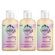 Ghair Kit Escova Alemã 3x300ml