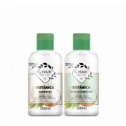Ghair Kit Quero Coco - Botânica Tratamento Cabelos Ressecados 300ml