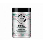 Ghair Mascara B-Tox Tratamento Japonês kg