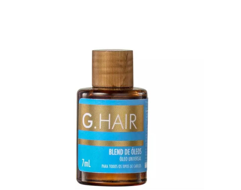 Ghair Blend de Óleos 7ml  - Loja Ghair Cosmeticos