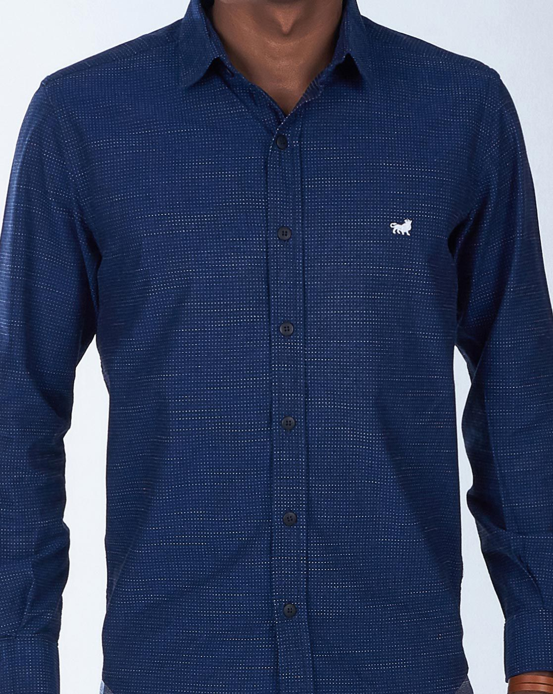 CAMISA BLUE LABEL