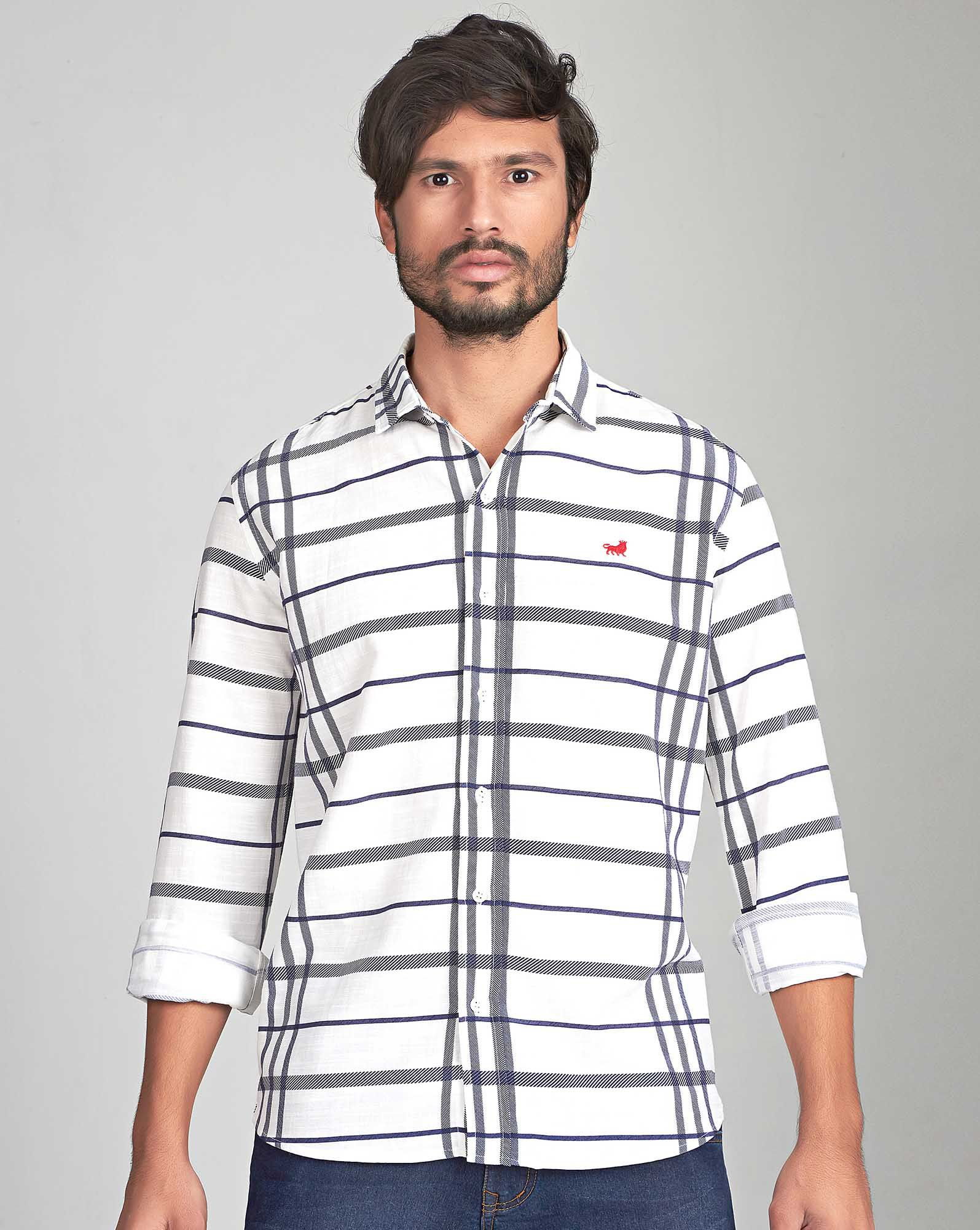 CAMISA CASUAL CHESS