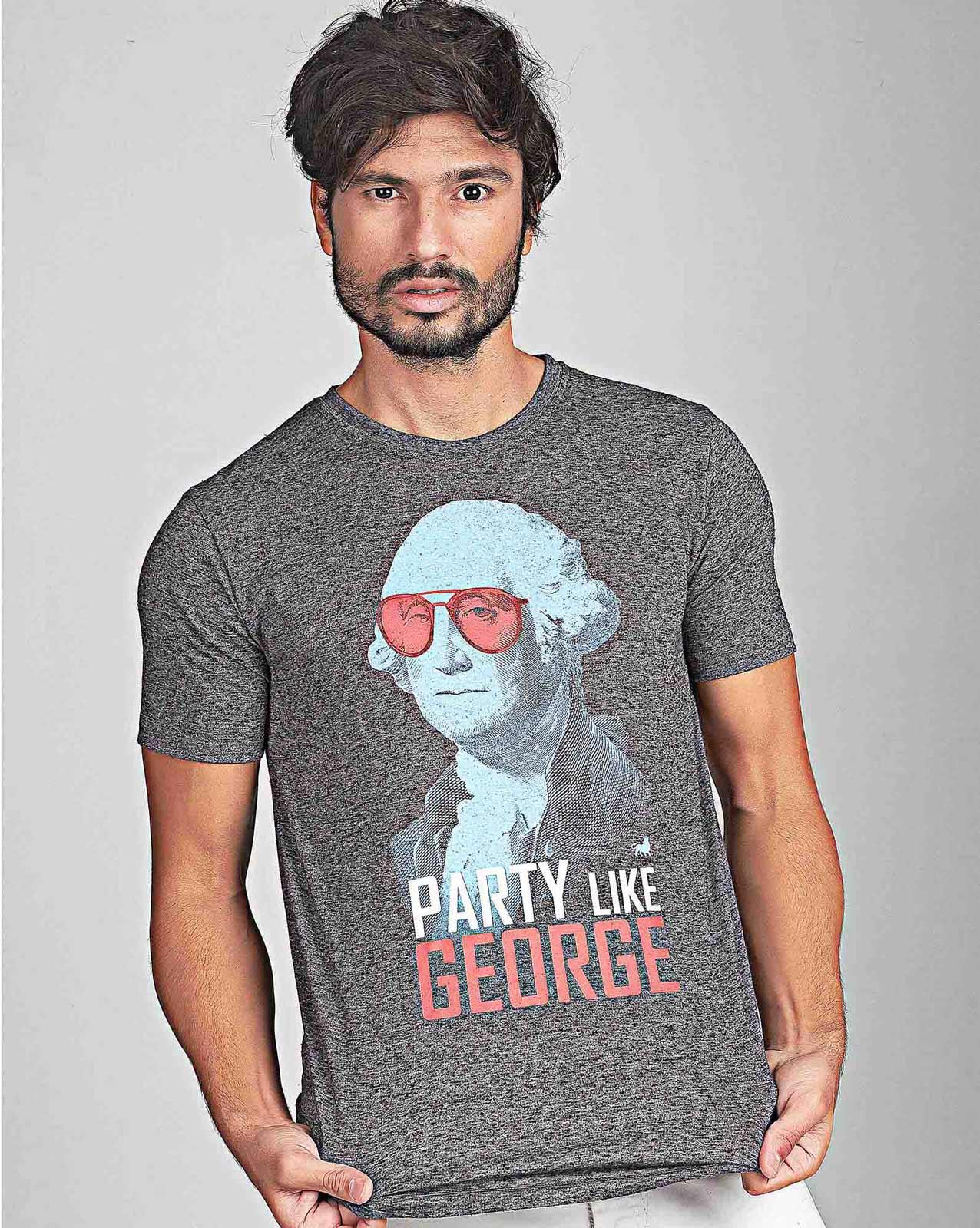 CAMISETA PARTY GEORGE