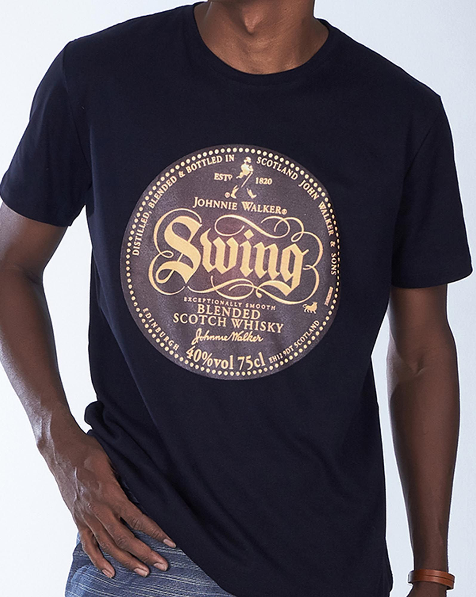 CAMISETA SWING WHISKEY