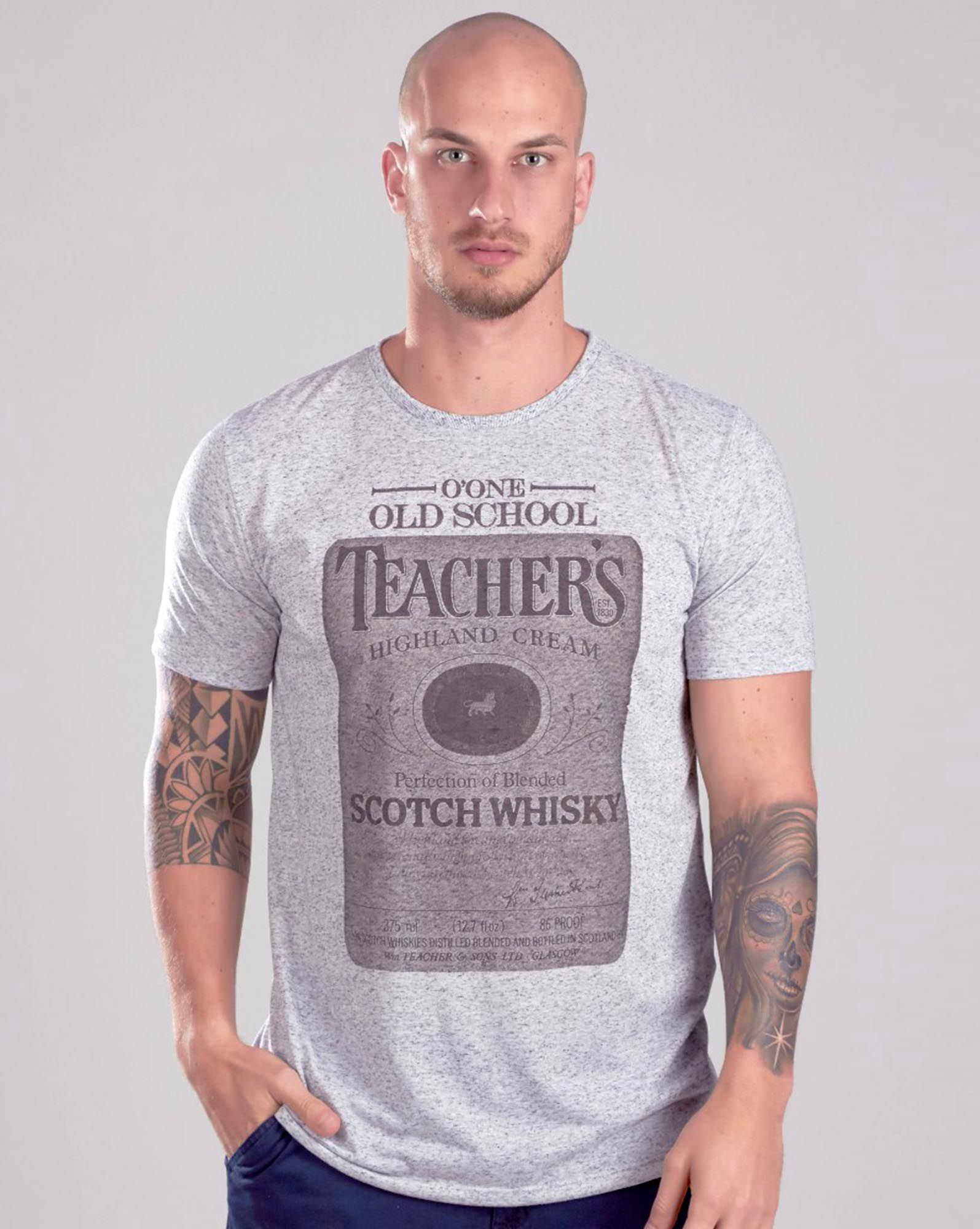 CAMISETA TEACHER'S