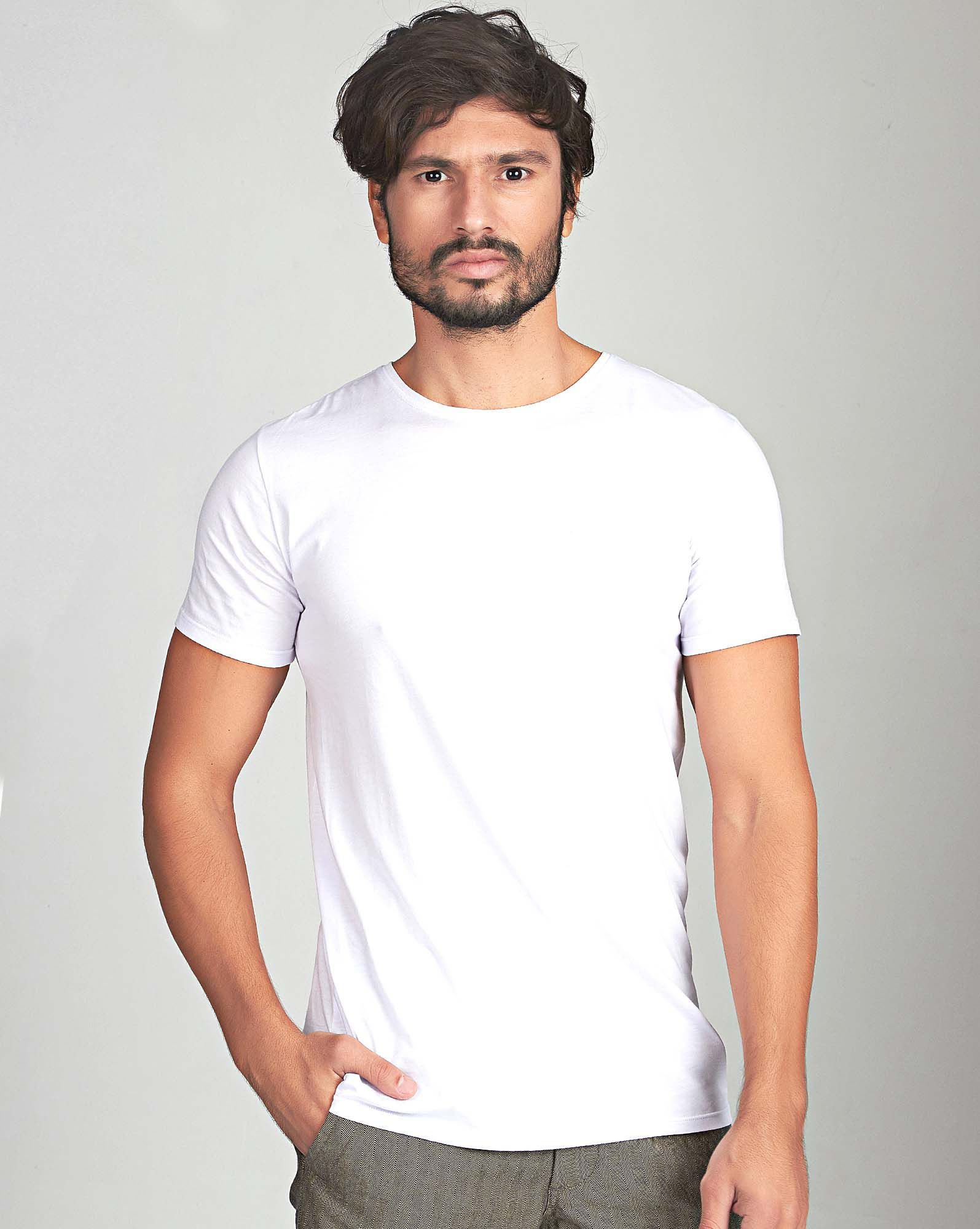 CAMISETA WHITE PIMA