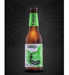 Cerveja artesanal Coruja Session IPA