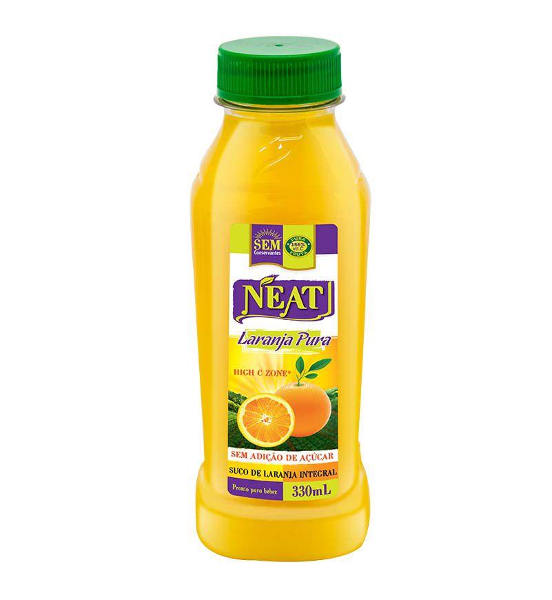 Suco de Laranja Natural Pack C/12