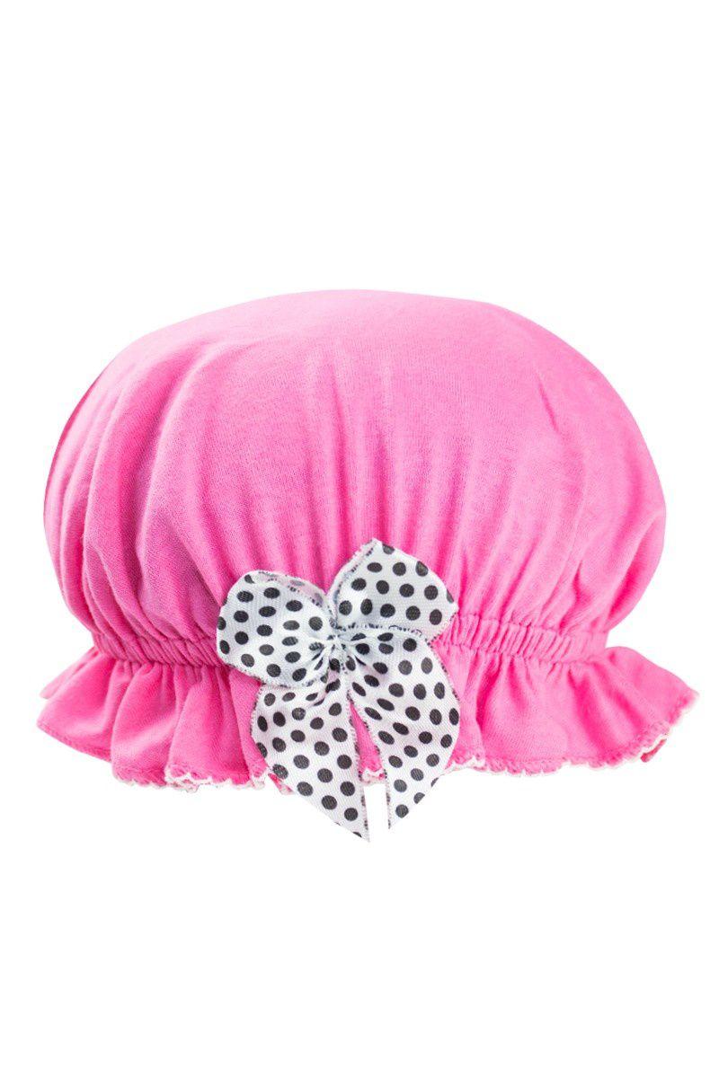 Chapéu Fru Fru Infantil Feminino Bebê Pink - Fantoni
