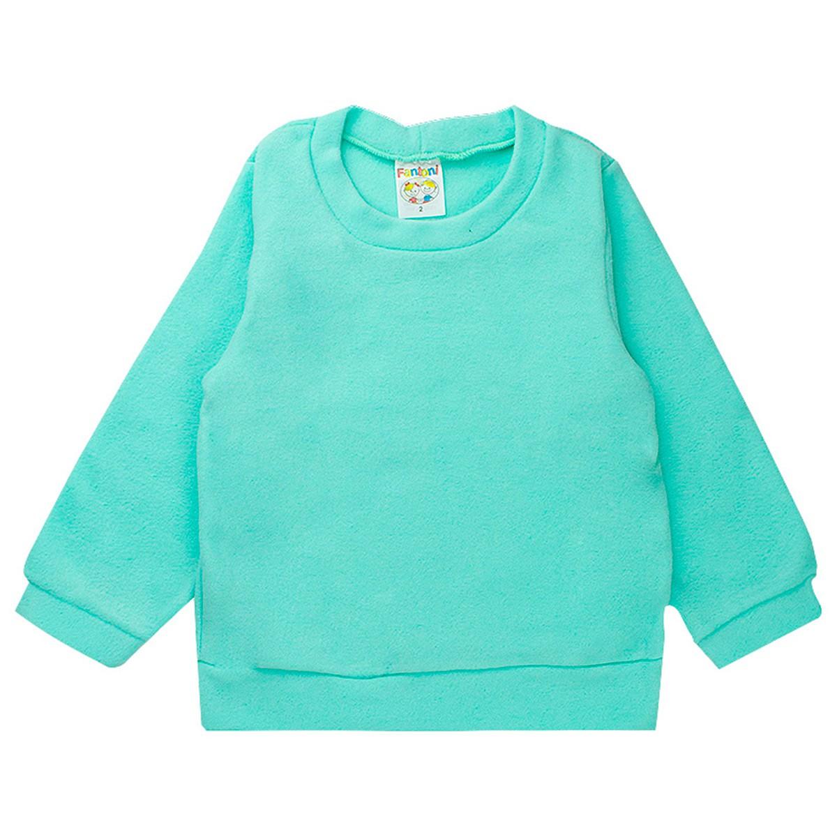 Conjunto Infantil Menino Soft Verde - Fantoni