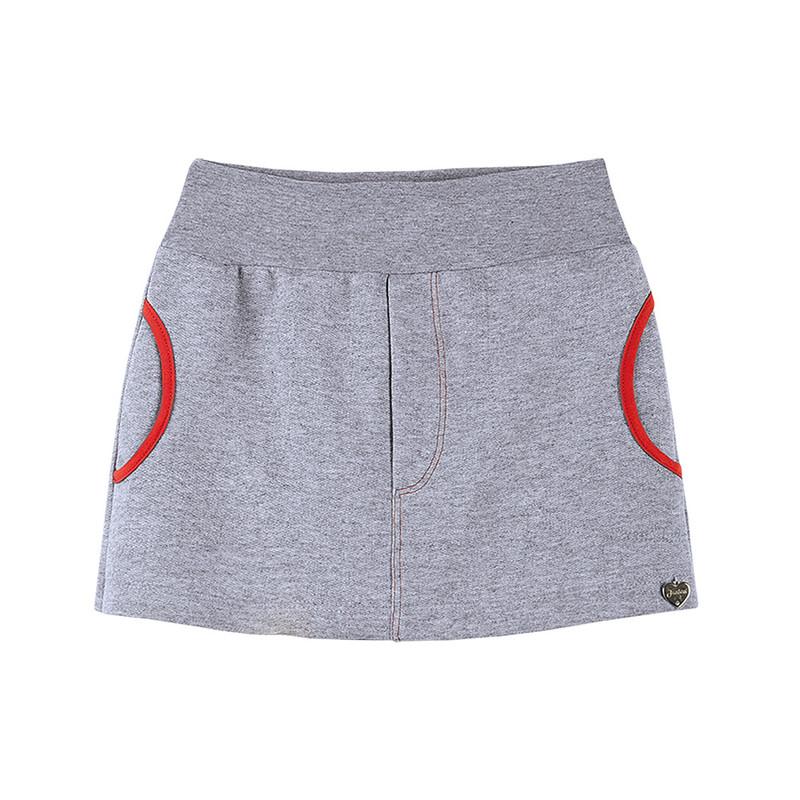 Shorts Saia Moletinho Juvenil Menina Verão