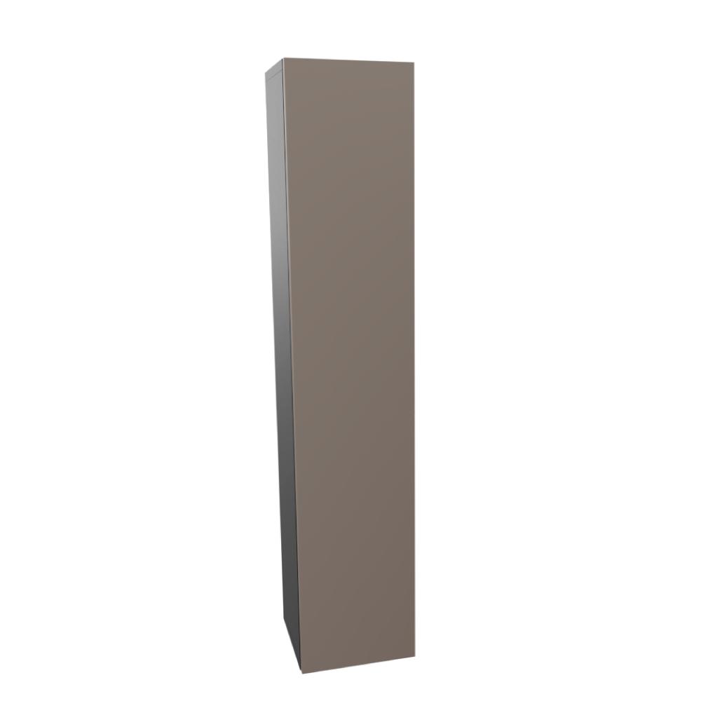 Armário Alto com 4 Prateleiras e Porta de 36 cm x 35 cm x 1,80 m
