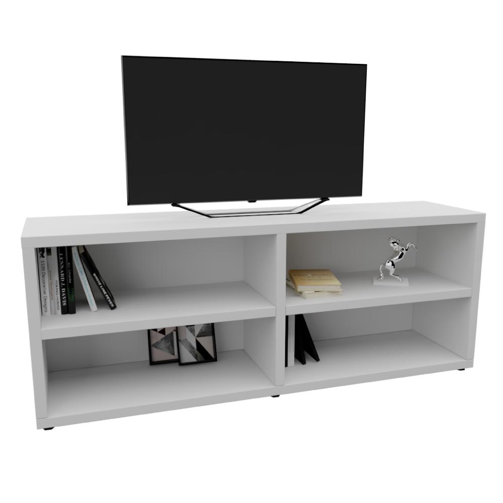 Rack para TV de 1,2 m x 30 cm x 45 cm