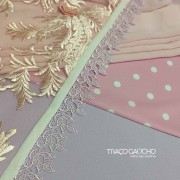 Combo sonho rosa e lilás