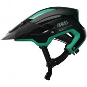 Capacete Ciclismo Abus Montrailer MIPS Verde Fosco/ Verde Celeste