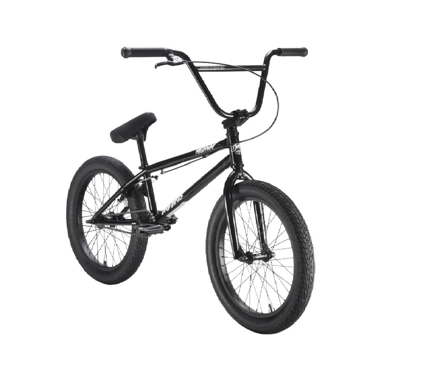 BICICLETA 20 DRB HIGHWAY BMX PRETO BRILHANTE