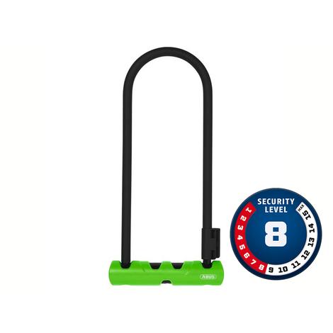 Cadeado Abus Nível 08 - U-Lock Ultra 4010/170HB230 GN SH34