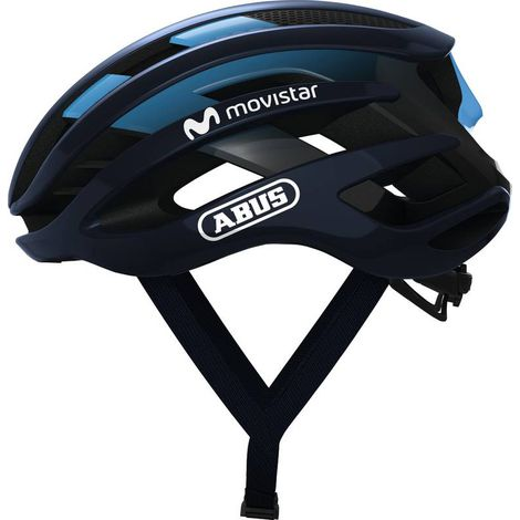 Capacete Abus Airbreaker Movistar Team