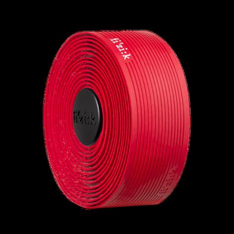 Fita de Guidão Fizik Vento Microtex Vermelho 2mm