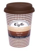 Copo Térmico de Café para Viagem com Tampa 300ml