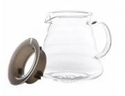 Jarra para Café Especial tipo Colmeia Vidro 600 ml - 02