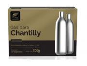 Refil Cápsula p Sifão Garrafa Chantilly N2o Caixa 10 UND FPRO