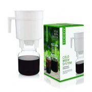 Toddy - cold brew - Preparo de café extraído a frio