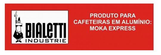 Cabo Reposição Cafeteira Italiana Bialetti - 6 Xícaras