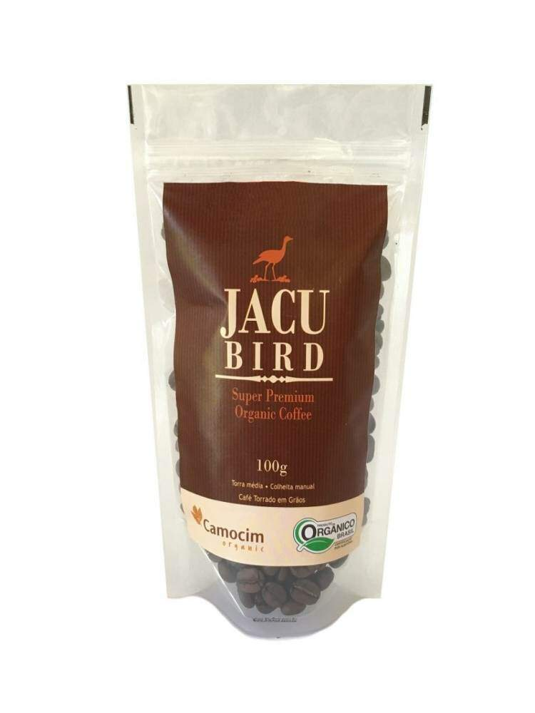 Café do Jacu original ou Jacu Bird Coffee 100g